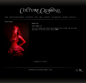 Couture Clubbing / Couture Nights